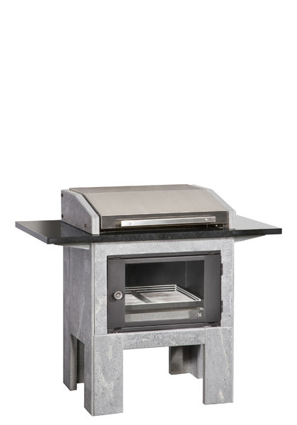 Soapstone grill Moderno GWT